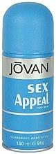 Parfüm, Parfüméria, kozmetikum Jovan Sex Appeal - Dezodor