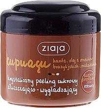 Parfüm, Parfüméria, kozmetikum Cukros testradír - Ziaja Sugar Body Scrub