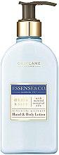 Parfüm, Parfüméria, kozmetikum Kéz- és testápoló lotion írisszel és zsályával - Oriflame Essense & Co. Hand&Body Lotion
