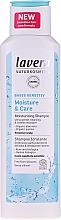 "Parfüm, Parfüméria, kozmetikum Sampon ""Hidratálás és ápolás"" - Lavera Basis Sensitive Moisturizing & Care Shampoo"