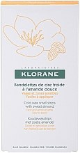 Parfüm, Parfüméria, kozmetikum Szőrtelenítő gyantacsíkok arcra és érzékeny bőrre - Klorane Hygiene et Soins du Corps