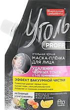 Parfüm, Parfüméria, kozmetikum Fekete szén arcmaszk - Fito Kozmetikum Proff Szén Népi receptek