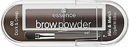 Parfüm, Parfüméria, kozmetikum Szemöldök modellező szett - Essence Eyebrow Stylist Set