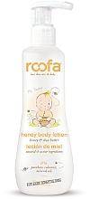 Parfüm, Parfüméria, kozmetikum Testápoló mézzel - Roofa Honey Body Lotion