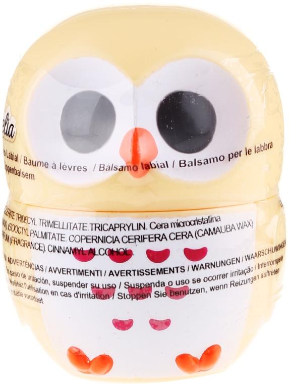 "Ajakbalzsam ""Bagoly"", sárga - Martinelia Owl Lip Balm"
