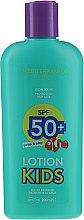Parfüm, Parfüméria, kozmetikum Gyerek napvédő krém - Mediterraneo Sun Kids Lotion Swim & Play Protetor Solar SPF50