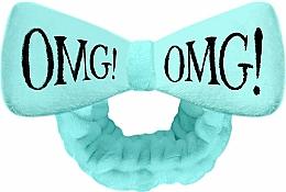 Parfüm, Parfüméria, kozmetikum Kozmetikai hajpánt, türkíz - Double Dare OMG! Blue Hair Band