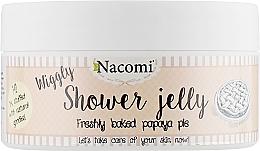 "Parfüm, Parfüméria, kozmetikum Tusoló gél ""Papaya pite"" - Nacomi Shower Jelly Freshly Baked Papaya Pie"