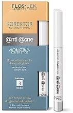Parfüm, Parfüméria, kozmetikum Korrektor - FlosLek Anti Acne Program Corrector