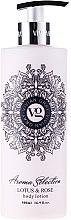 Parfüm, Parfüméria, kozmetikum Testápoló - Vivian Gray Aroma Selection Body Lotion Lotus & Rose