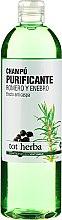 Parfüm, Parfüméria, kozmetikum Sampon - Tot Herba Rosemary Juniper Purifying Shampoo