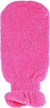 Parfüm, Parfüméria, kozmetikum Fürdőszivacs kesztyű, rózsaszín - Suavipiel Bath Micro Fiber Mitt Extra Soft