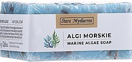 """Parfüm, Parfüméria, kozmetikum Kézzel készített természetes szappan """"Tengeri algák"""" - Stara Mydlarnia Body Mania Algae Handmade Vegan Natural Soap"""