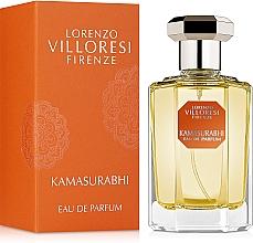 Parfüm, Parfüméria, kozmetikum Lorenzo Villoresi Kamasurabhi - Eau De Toilette