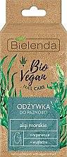 """Parfüm, Parfüméria, kozmetikum Körömápoló """"Tengeri alga"""" - Bielenda Bio Vegan Nail Care Sea Algae"""