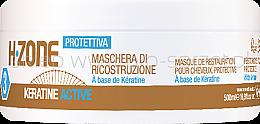 Parfüm, Parfüméria, kozmetikum Keratinos hajmaszk - H.Zone Keratin Active