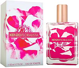 Parfüm, Parfüméria, kozmetikum Kenzo Floralista - Eau De Toilette
