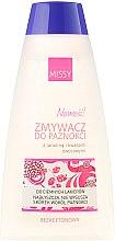 """Parfüm, Parfüméria, kozmetikum Körömlakklemosó """"Lanolin és gyümölcssav"""" - Pharma CF Missy"""