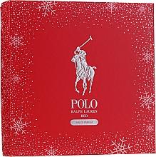Parfüm, Parfüméria, kozmetikum Ralph Lauren Polo Red - Szett (edp/125ml + edp/40ml)