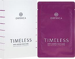 Parfüm, Parfüméria, kozmetikum Ani age arcmaszk - Orphica Timeless Anti-Ageing Face Mask