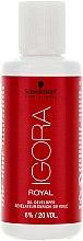 Parfüm, Parfüméria, kozmetikum Színelőhívó - Schwarzkopf Professional Igora Royal Oxigenta