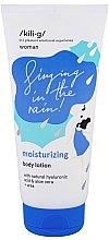 Parfüm, Parfüméria, kozmetikum Hidratáló testtej - Kili·g Woman Moisturizing Body Milk