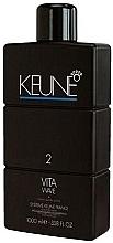 Parfüm, Parfüméria, kozmetikum Permanent fluid pórozus hajra - Keune Vita Wave №2