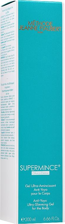 Ultra narancsbőr elleni gél testre - Methode Jeanne Piaubert Supermince+ Anti-Yoyo Ultra-Slimming Gel for the Body — fotó N2