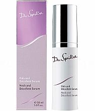 Parfüm, Parfüméria, kozmetikum Szérum nyak és dokoltázs bőrére - Dr. Spiller Breast and Decollete Lift Serum