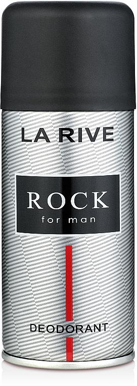 La Rive Rock - Dezodor