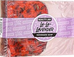 """Parfüm, Parfüméria, kozmetikum Kézzel készült szappan """"Levendula"""" - Beauty Jar Lavender Handmade Soap"""