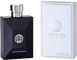 Parfüm, Parfüméria, kozmetikum Versace Versace pour Homme - Tusfürdő
