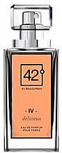 Parfüm, Parfüméria, kozmetikum 42° by Beauty More IV Delicieux - Eau De Parfum