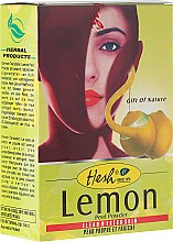 Parfüm, Parfüméria, kozmetikum Tonizáló arcmaszk - Hesh Lemon Peel Powder