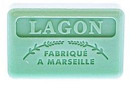 "Parfüm, Parfüméria, kozmetikum Marseillaise szappan ""Laguna"" - Foufour Savonnette Marseillaise Lagon"