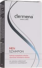 Parfüm, Parfüméria, kozmetikum Hajnövekedést stimuláló sampon férfiaknak - Dermena Hair Care Men Shampoo