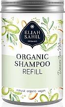Parfüm, Parfüméria, kozmetikum Sampon utántöltő konzervdoboz - Eliah Sahil Organic Shampoo Refill