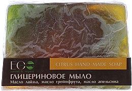 Parfüm, Parfüméria, kozmetikum Micellás citrus szappan - ECO Laboratorie Citrus Hand Made Soap