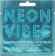 Parfüm, Parfüméria, kozmetikum Arcmaszk - Marion Neon Vibes Illuminating Peel-Off Mask