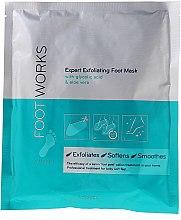 Parfüm, Parfüméria, kozmetikum Hámlasztó lábmaszk - Avon Foot Works