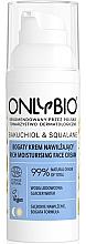Parfüm, Parfüméria, kozmetikum Arckrém - Only Bio Bakuchiol&Squalane Rich Moisturising Face Cream