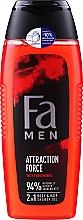 Parfüm, Parfüméria, kozmetikum Tusfürdő - Fa Attraction Force Shower Gel