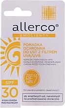 Parfüm, Parfüméria, kozmetikum Napvédő ajakbalzsam UVA/UVB - Allerco Emolienty Molecule Regen7 Lip Balm SPF30