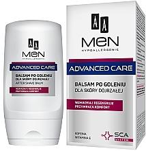 Parfüm, Parfüméria, kozmetikum Borotválkozás utáni balzsam érett bőrre - AA Men Advanced Care After Shave Balm For Mature Skin