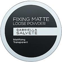 Parfüm, Parfüméria, kozmetikum Arcpúder - Gabriella Salvete Fixing Matte Loose Transparent Powder