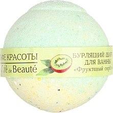 """Parfüm, Parfüméria, kozmetikum Pezsgő fürdőbomba """"Gyümölcs sörbet"""" - Le Cafe de Beaute Bubble Ball Bath"""