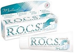 Parfüm, Parfüméria, kozmetikum Remineralizáló gél - R.O.C.S. Medical Minerals