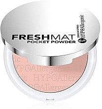 Parfüm, Parfüméria, kozmetikum Arcpúder - Bell Hypoallergenic Fresh Mat Pocket Powder