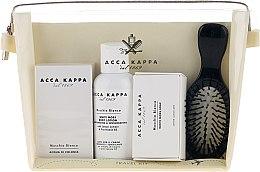 Parfüm, Parfüméria, kozmetikum Készlet - Acca Kappa (edp/30ml + b/lotion/100ml + soap/50g + hairbrush)