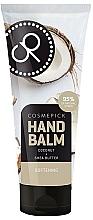 Parfüm, Parfüméria, kozmetikum Kézbalzsam kókuszolaj és shea vaj kivonattal - Cosmepick Hand Balm Coco&Shea Butter
